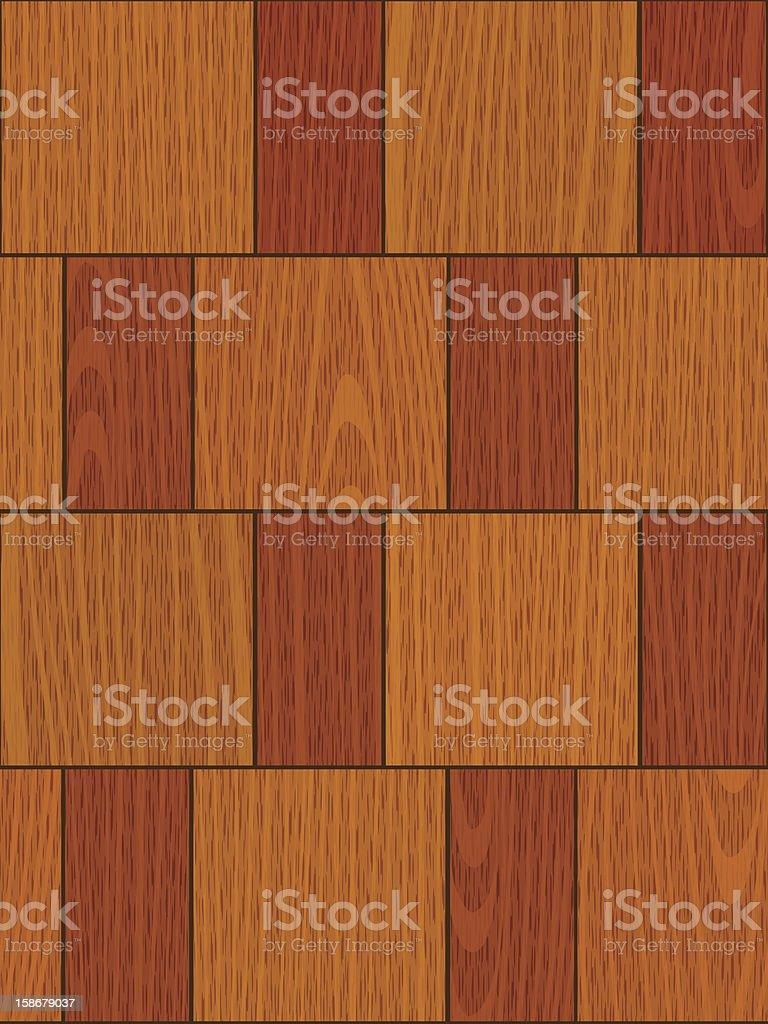 seamless light oak square parquet panel texture royalty-free stock vector art