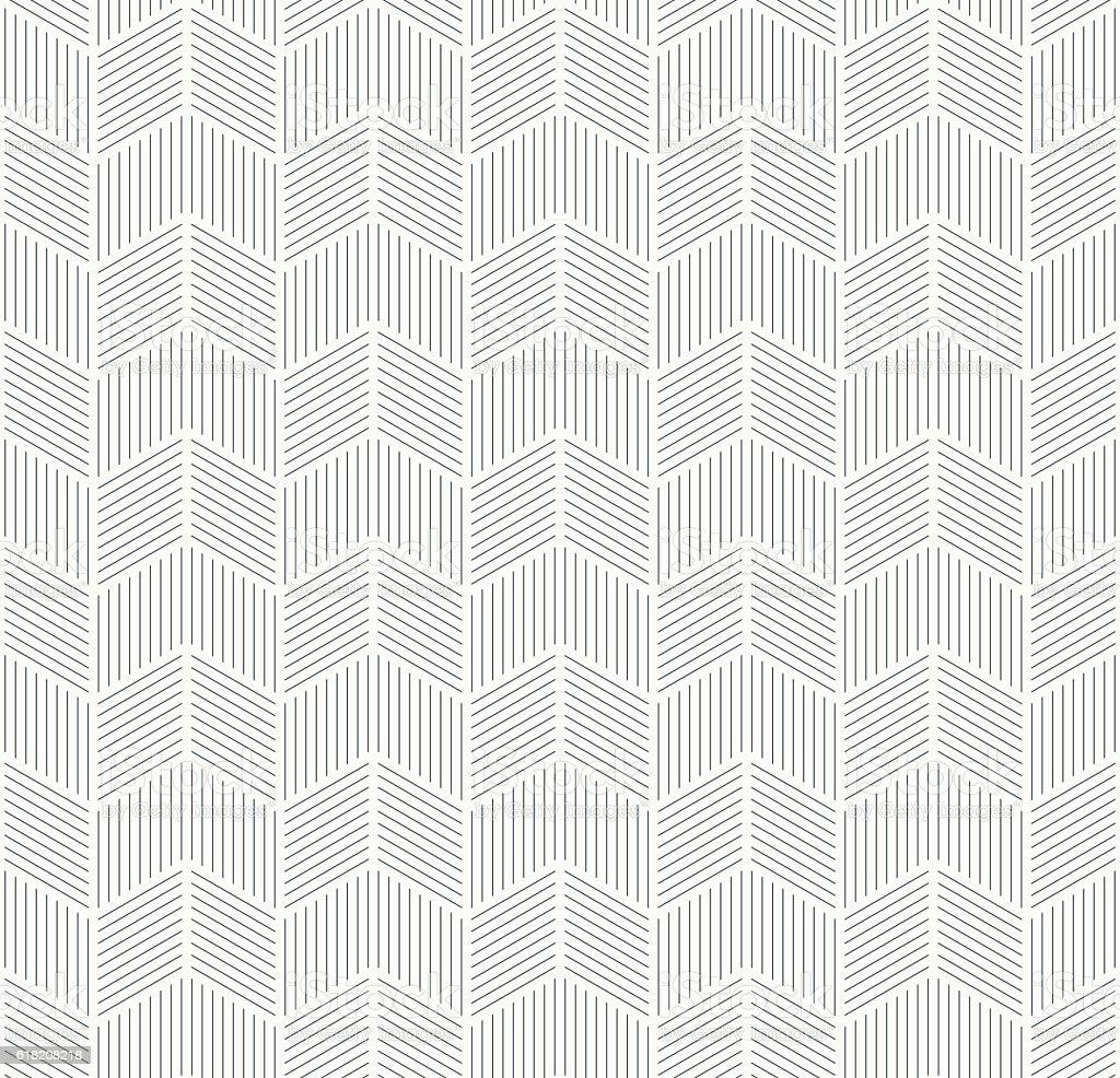 seamless monochrome pattern of stripes. vector art illustration