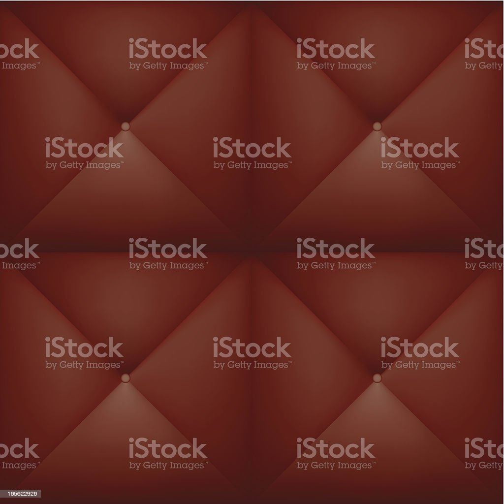 Seamless padded background royalty-free stock vector art