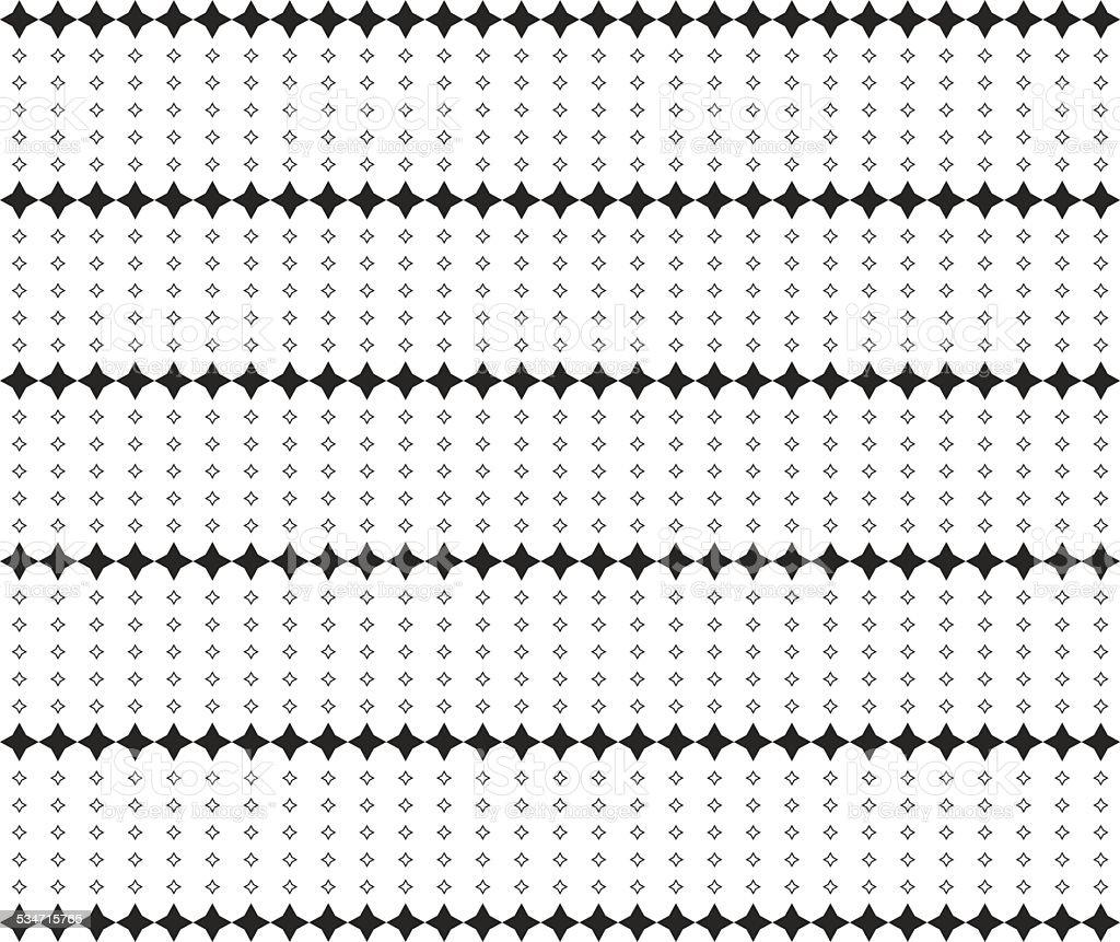 Seamless pattern background vector art illustration