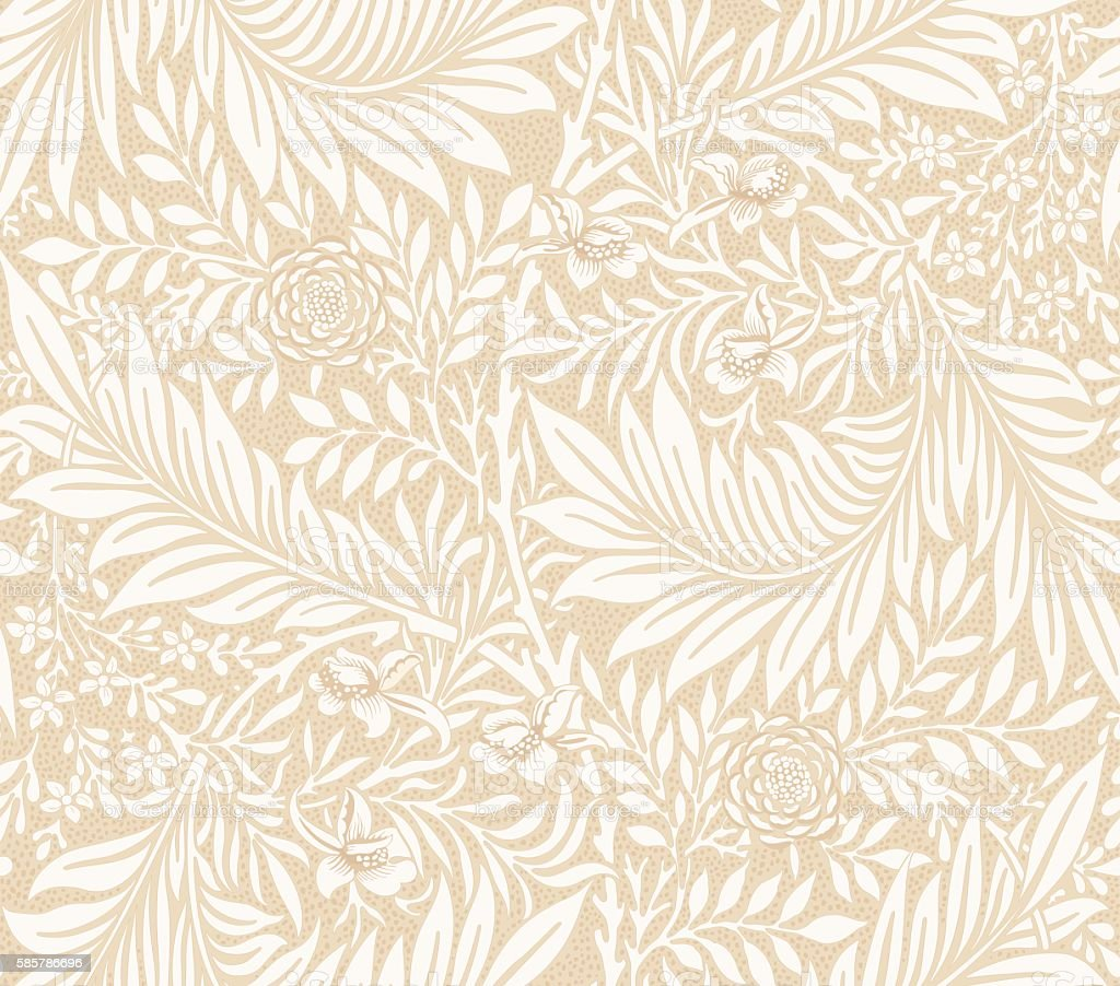 Seamless pattern for printing on fabric, paper, web design, packaging. vector art illustration