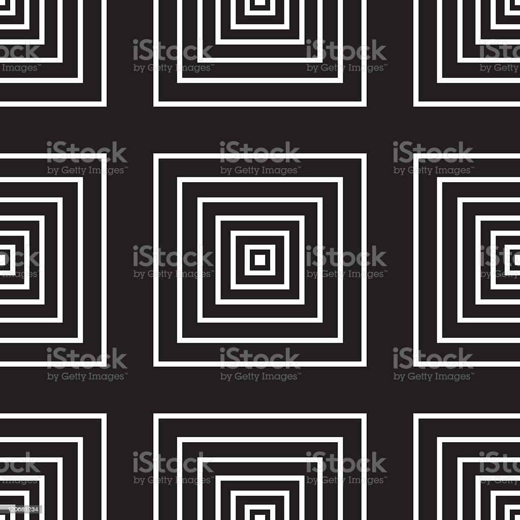 seamless pattern (vector) royalty-free stock vector art