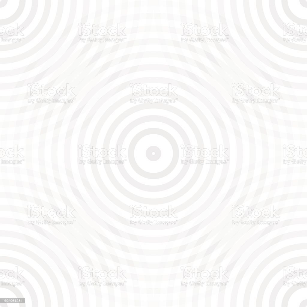 Seamless pattern with repetition circle shapes vector art illustration