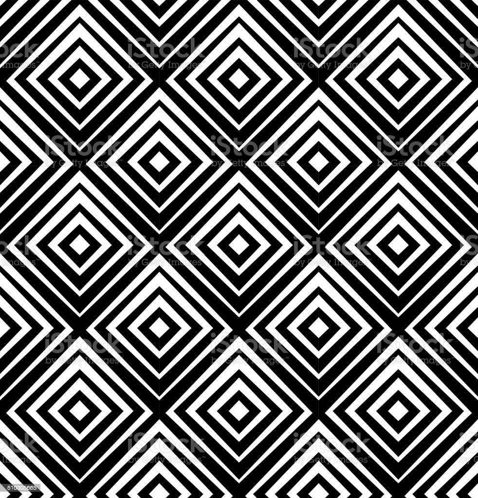 Seamless pattern with squares. Vector abstract background. vector art illustration
