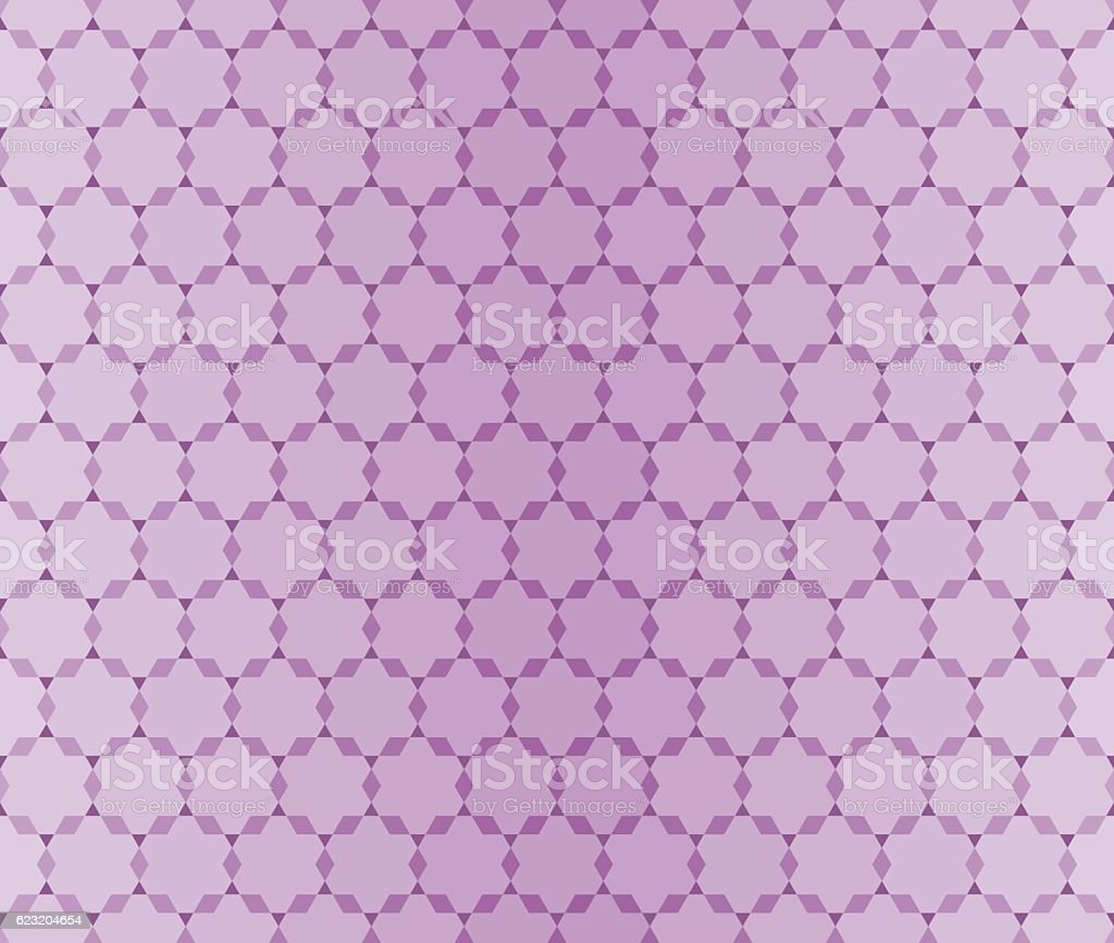 Seamless Purple pattern vector art illustration