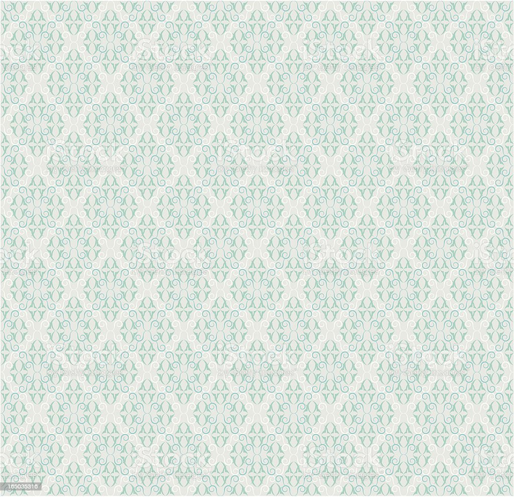 Seamless Retro Background Pattern ( Vector ) royalty-free stock vector art