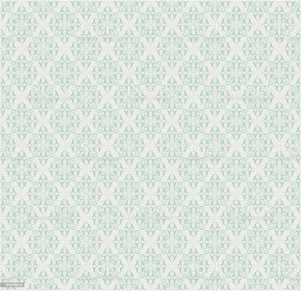 Seamless Retro Background Pattern ( Vector ) vector art illustration