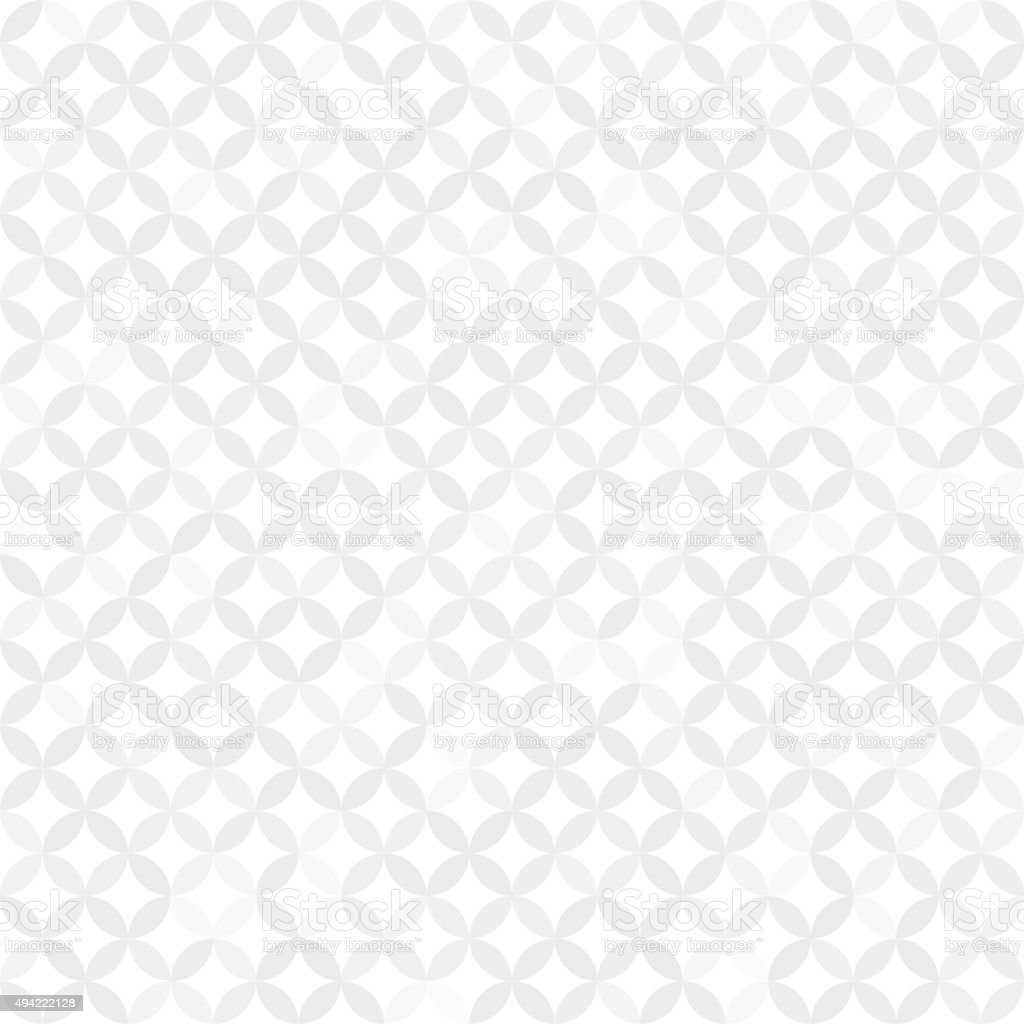 Seamless retro pattern vector art illustration