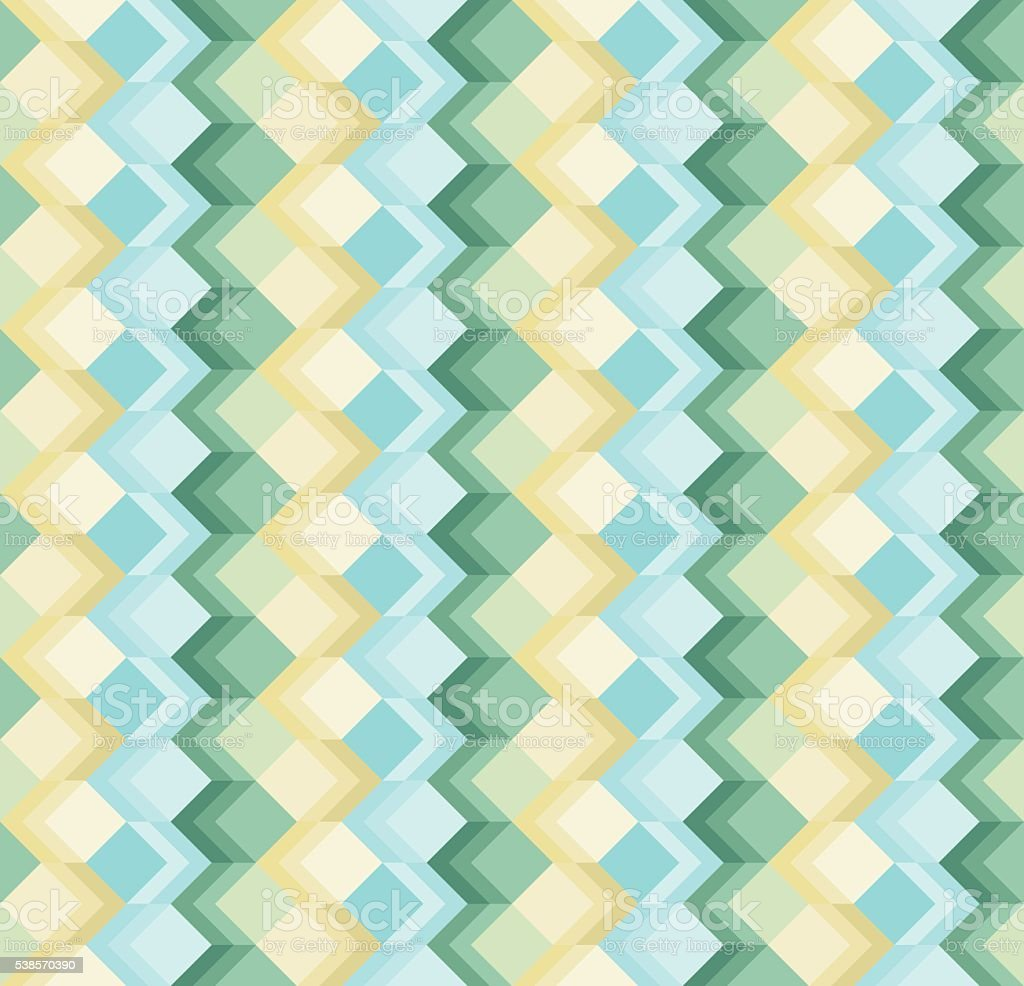 Seamless Square pattern stock photo