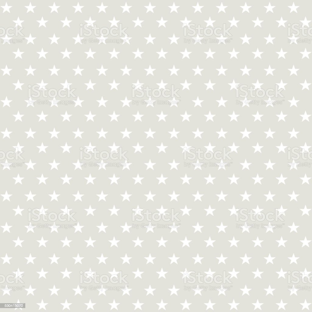 Seamless stars texture. Vector art vector art illustration