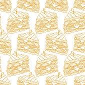 seamless tasty sandwiches