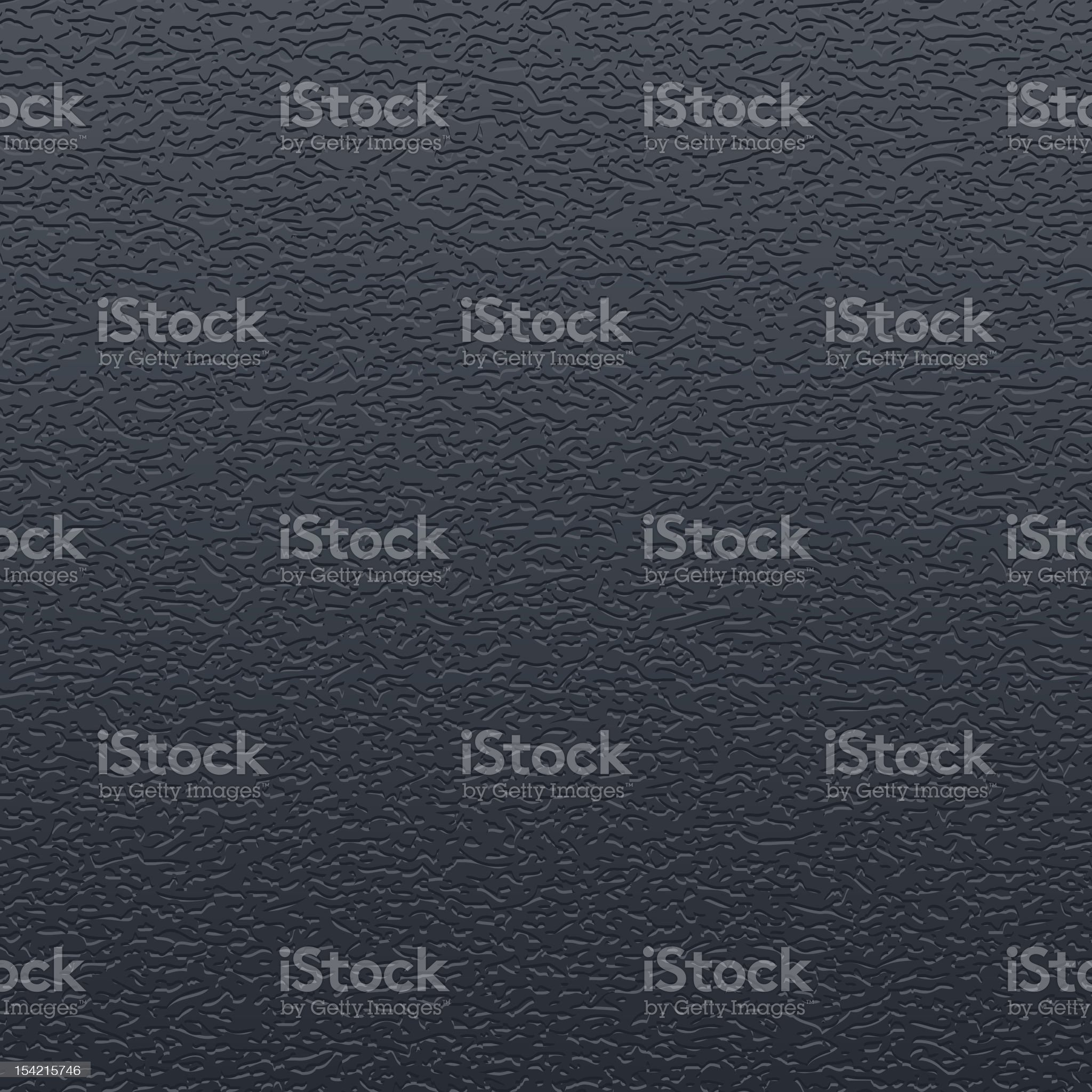 Seamless texture. 1 credits. Black surface plastic effect empty background royalty-free stock vector art