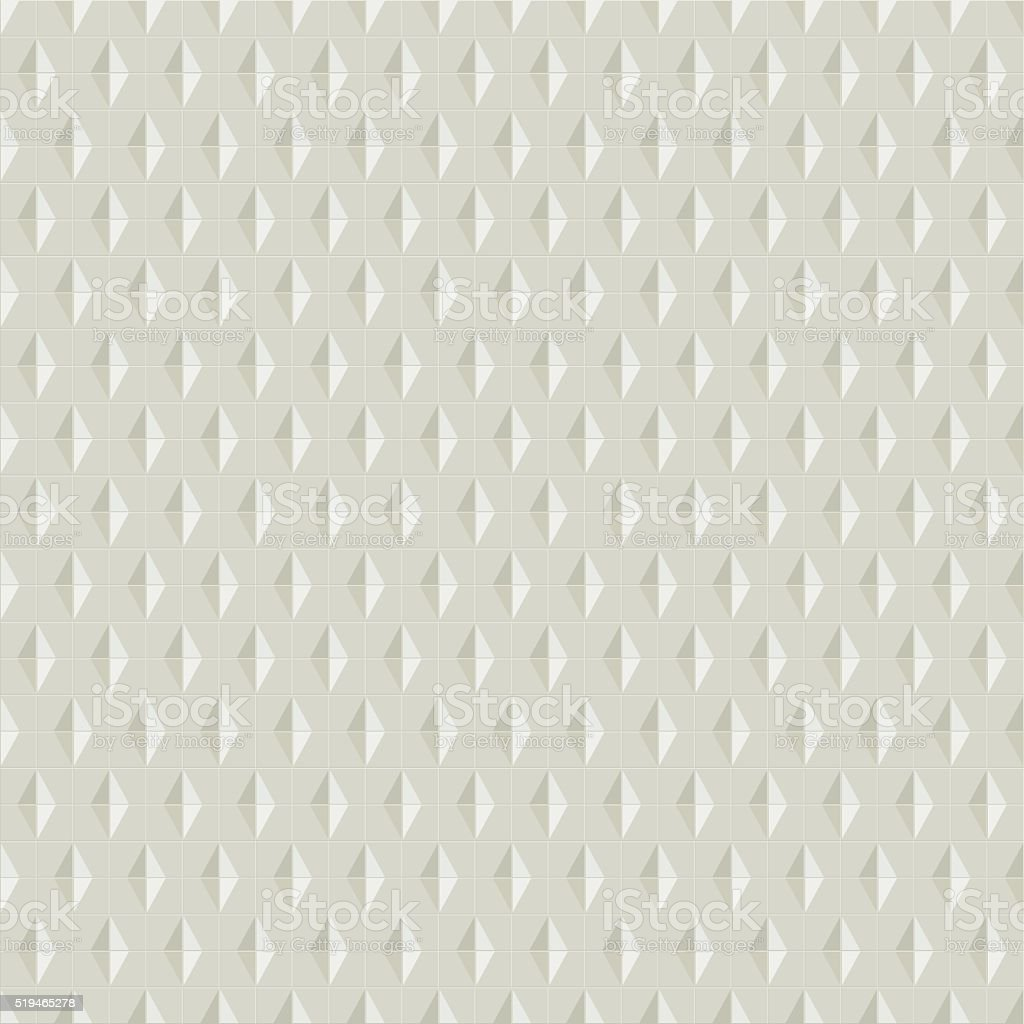 Seamless tile pattern vector art illustration