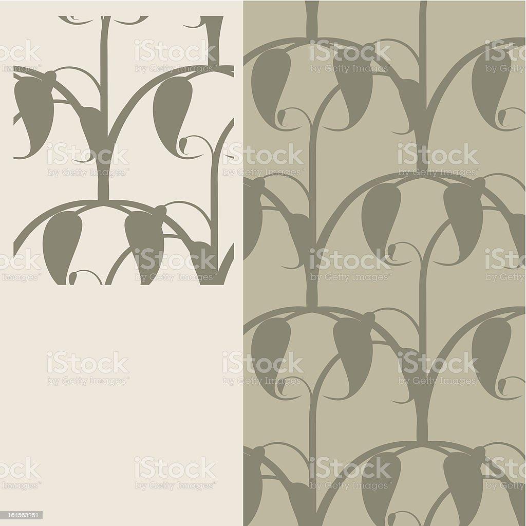seamless tiles serieD royalty-free stock vector art