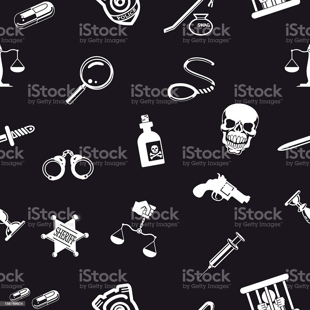 Seamless tools background texture royalty-free stock vector art