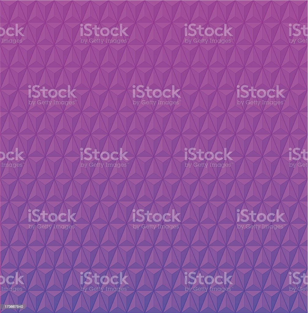 seamless triangle abstract pattern pink purple royalty-free stock vector art