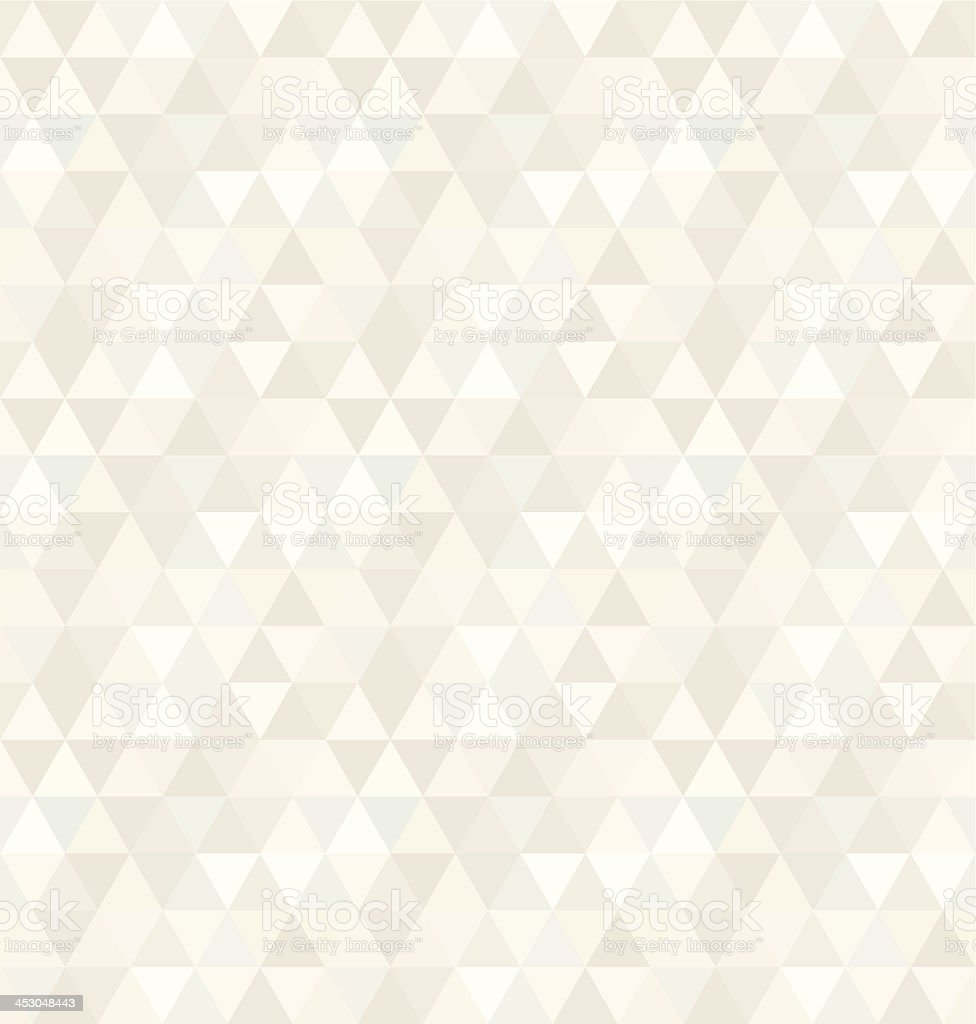 Seamless Triangle Pattern, Background, Texture royalty-free stock vector art