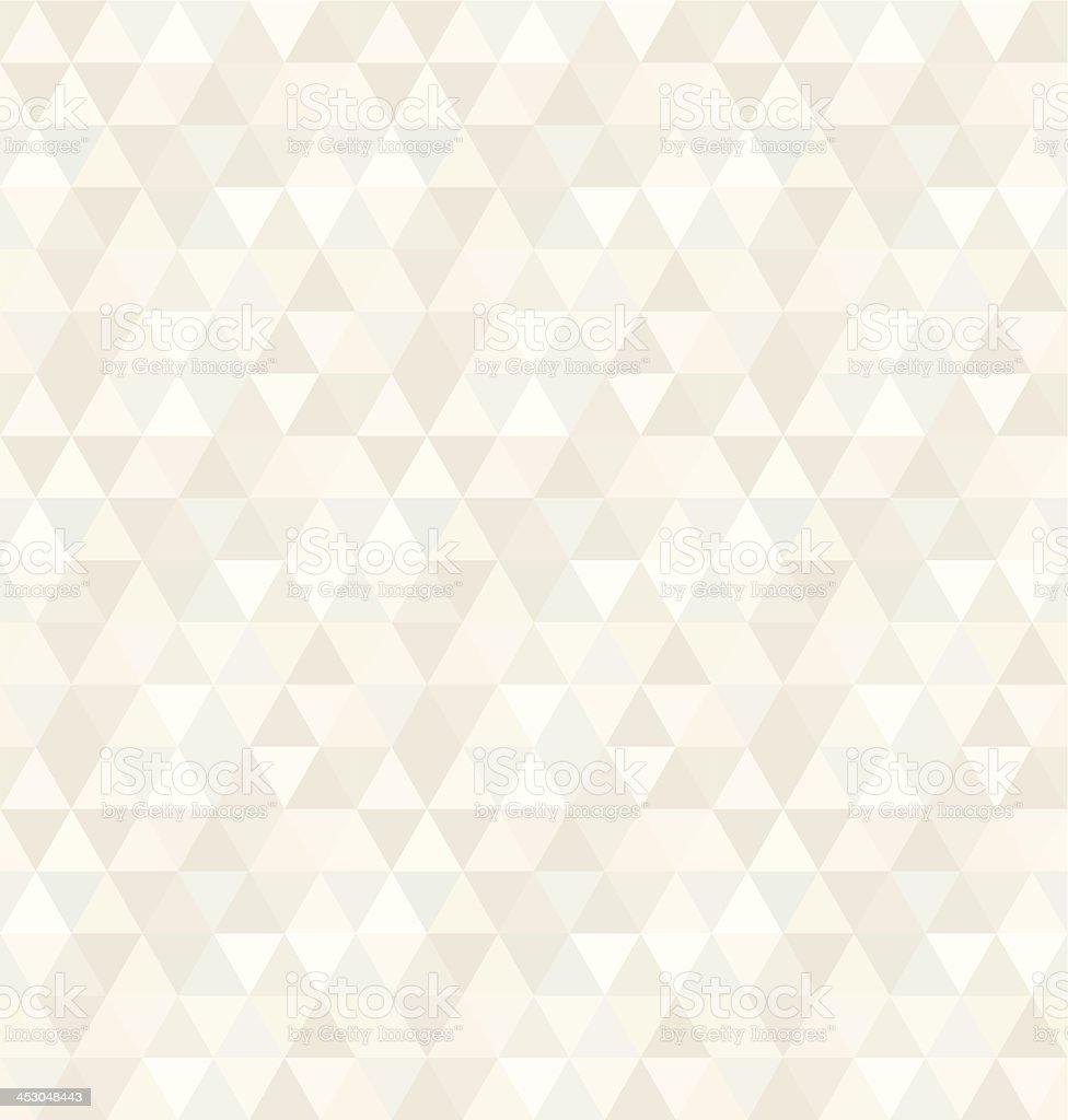 Seamless Triangle Pattern, Background, Texture vector art illustration
