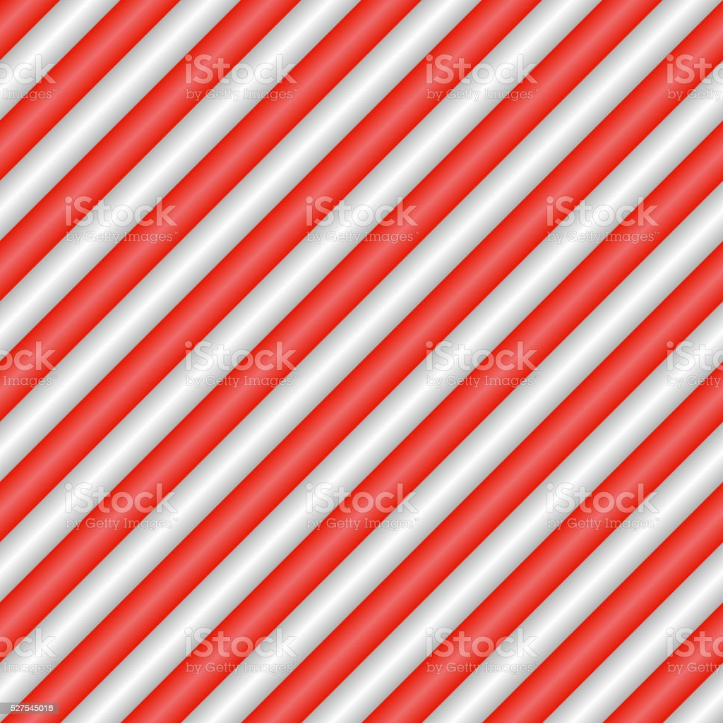 Seamless vector square candy pattern with diagonal lines. vector art illustration