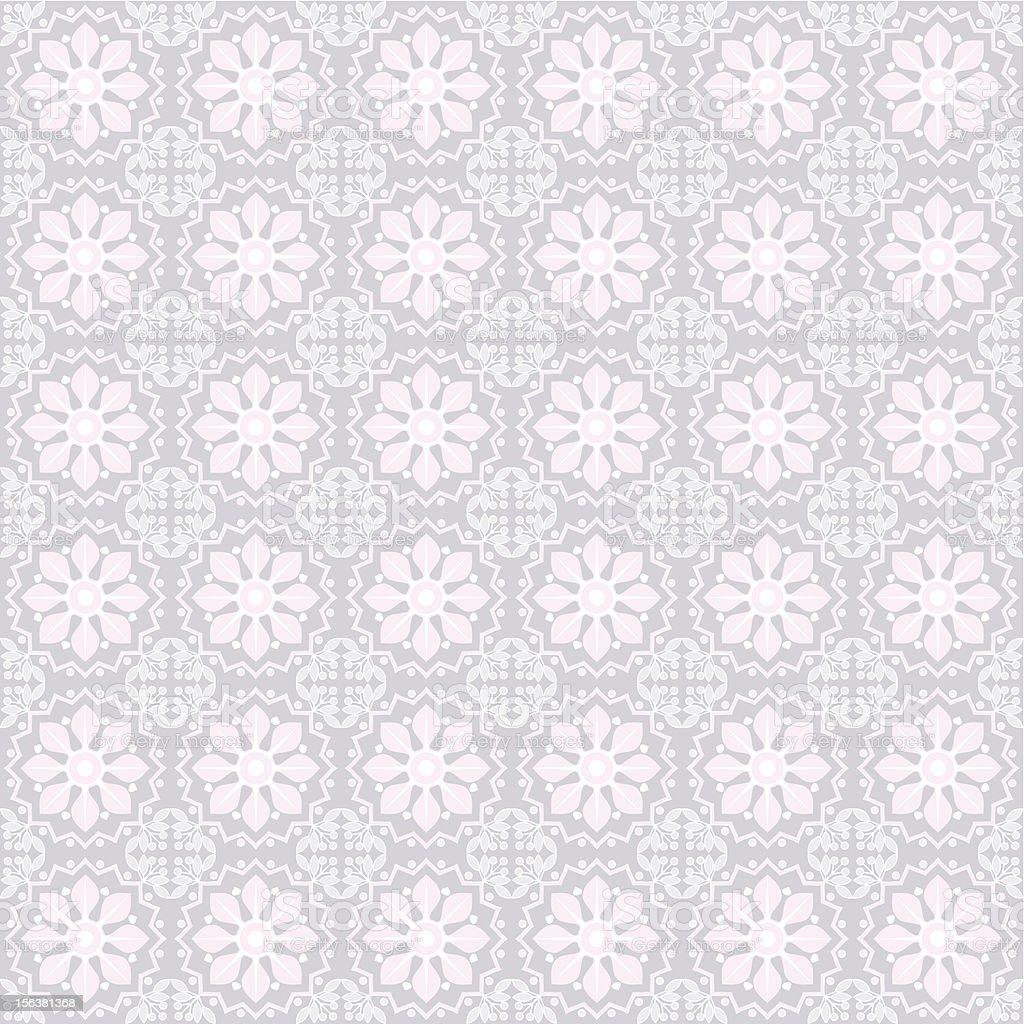Seamless vintage pattern royalty-free stock photo