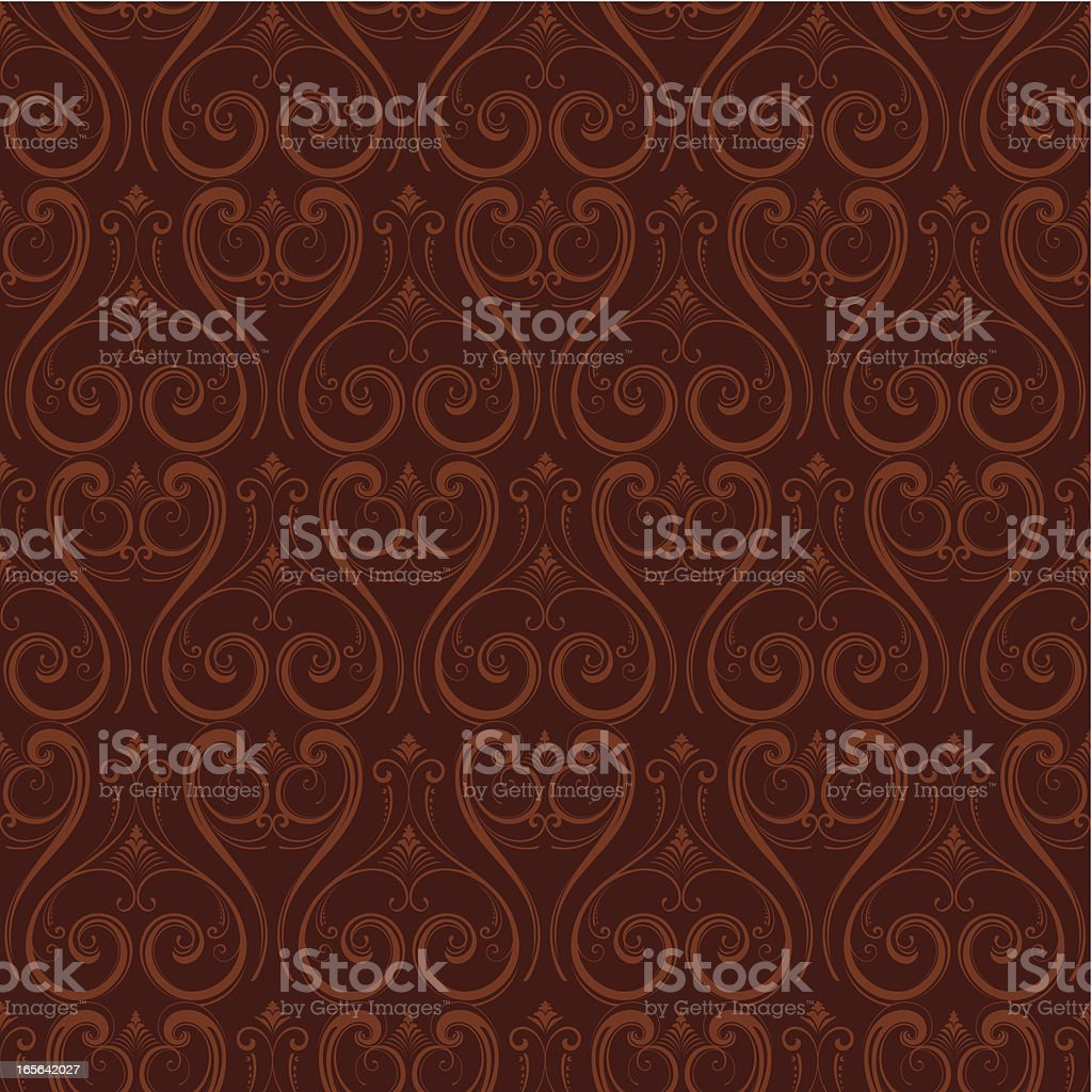 Seamless wallaper background royalty-free stock vector art