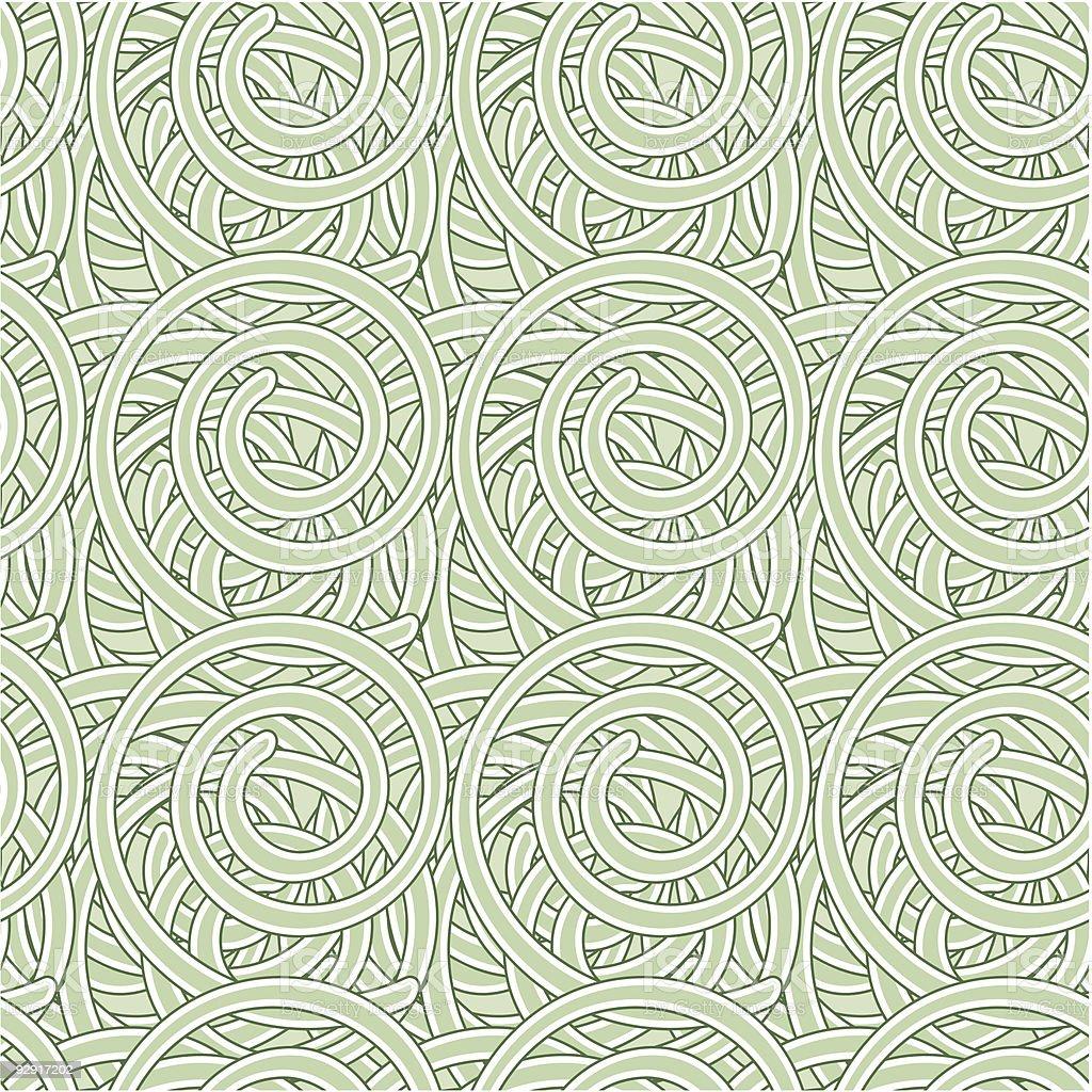 Seamless Wallpaper Tile Series (vector & jpeg) royalty-free stock vector art