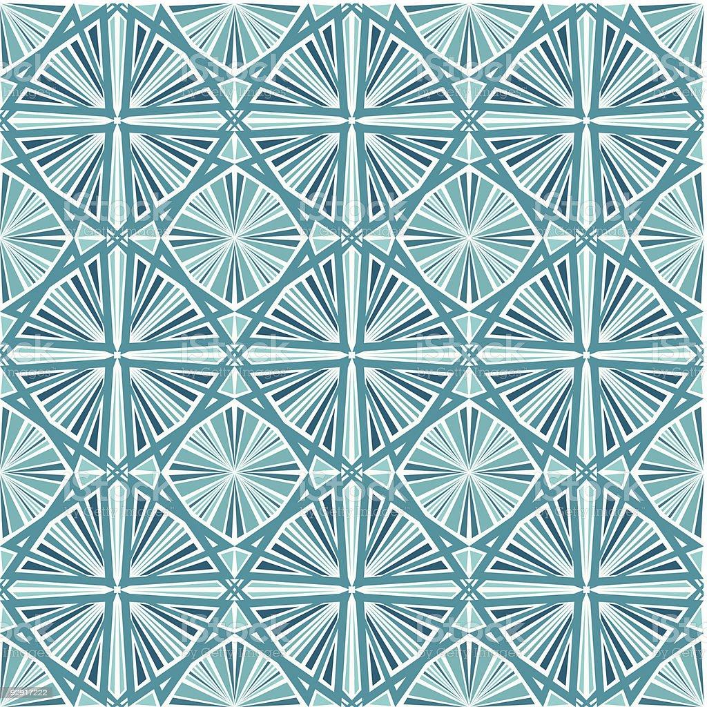 Seamless Wallpaper Tile Series (vector & jpeg) vector art illustration