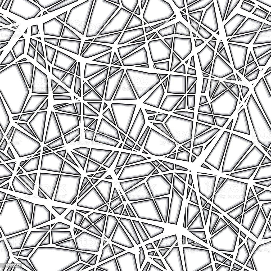 Seamless web pattern royalty-free stock vector art