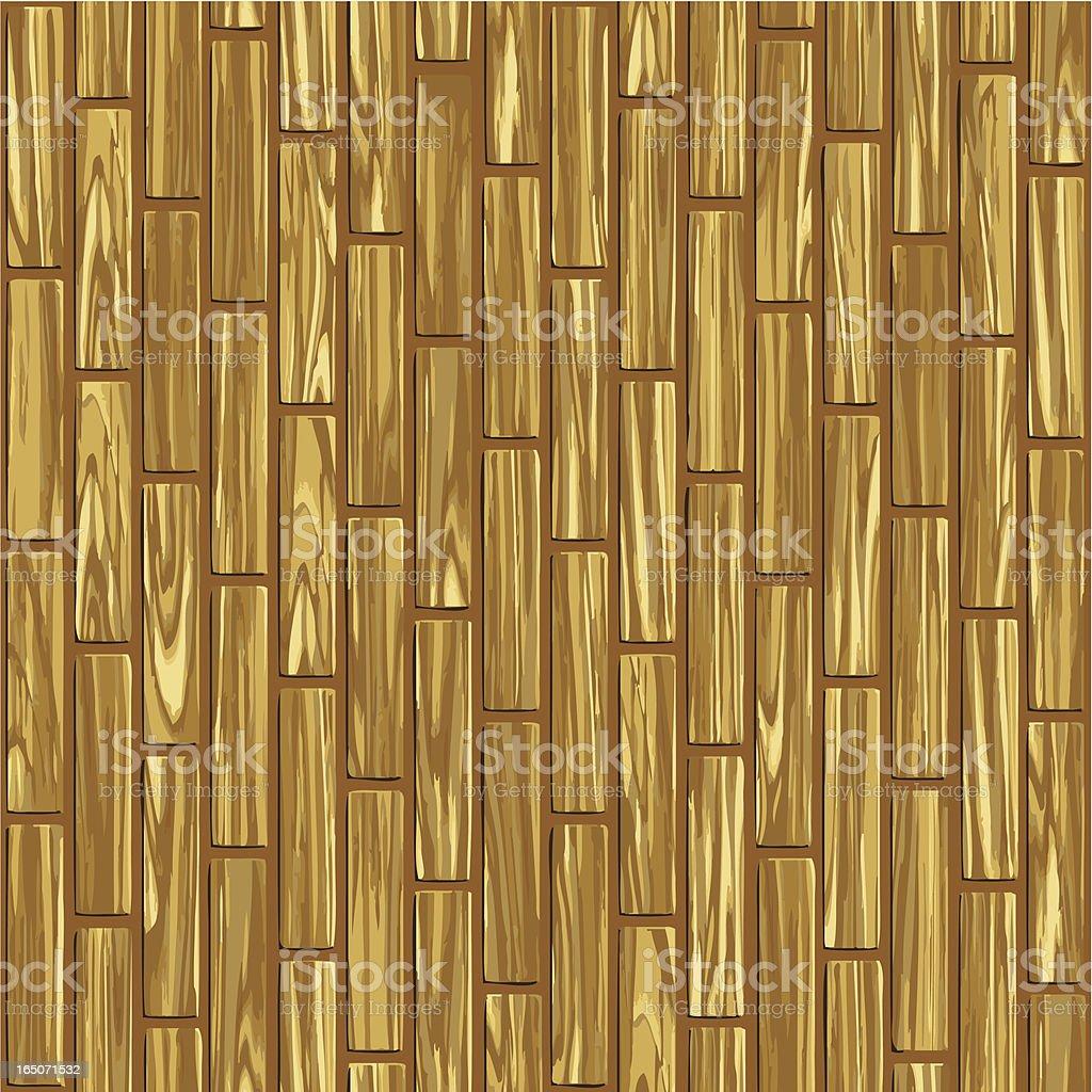 Seamless wooden texture. royalty-free stock vector art