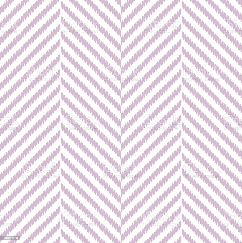 seamless zig zag scribble pattern vector art illustration