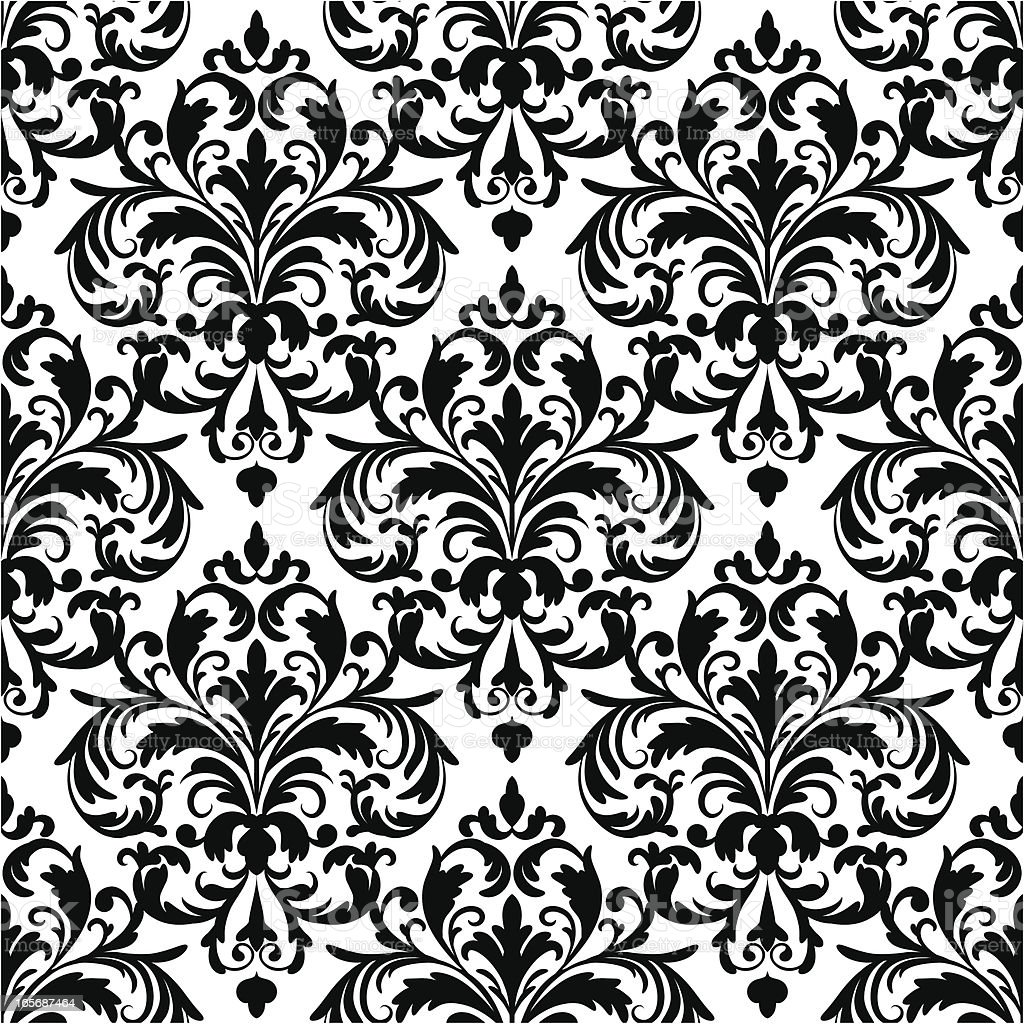 Seamlessly repeating pattern royalty-free stock vector art
