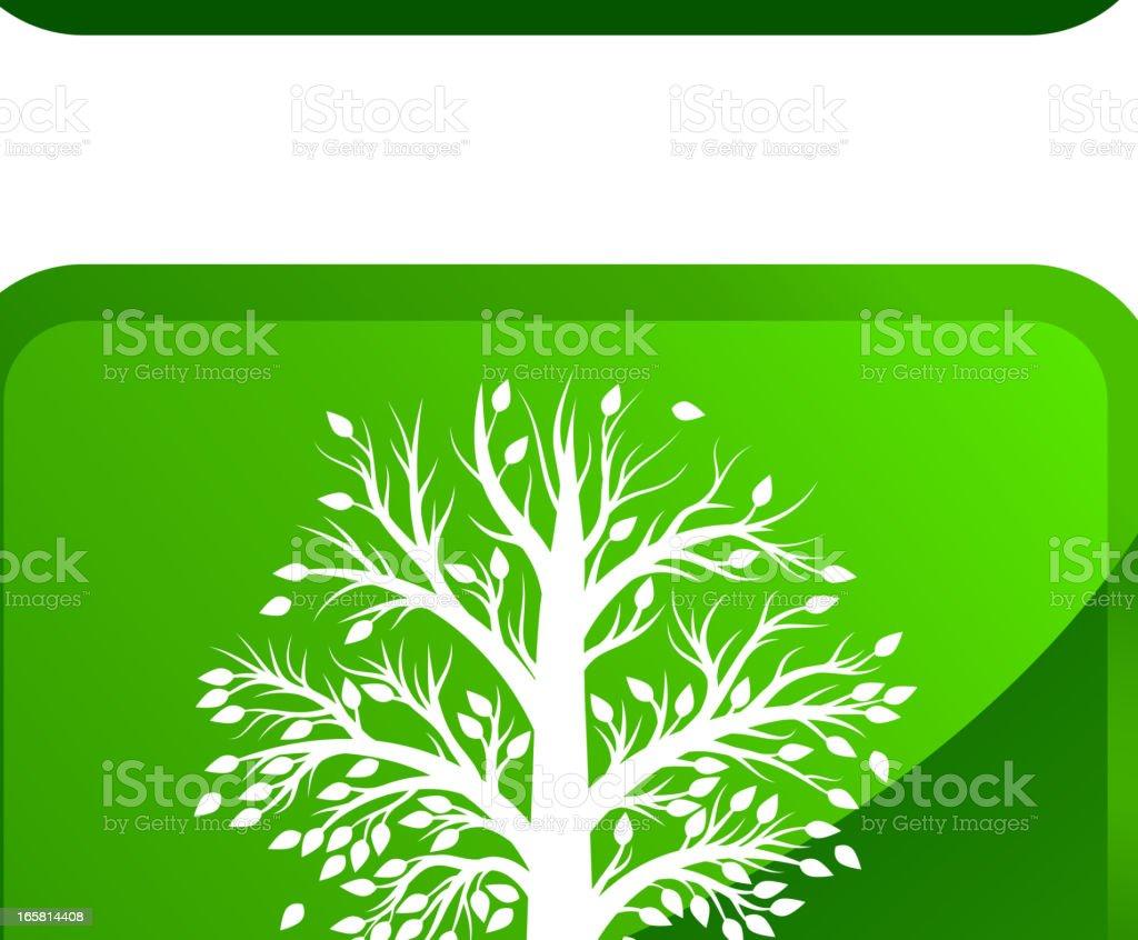 Seasonal Tree Changes sticker set