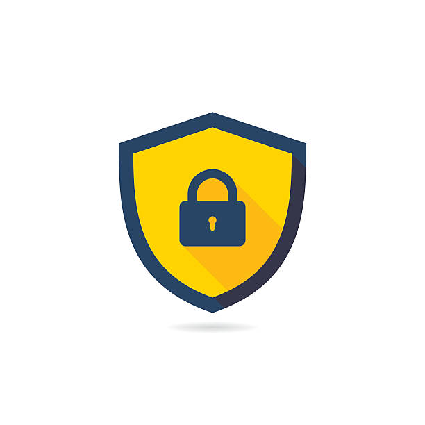 Security clip art vector images illustrations istock