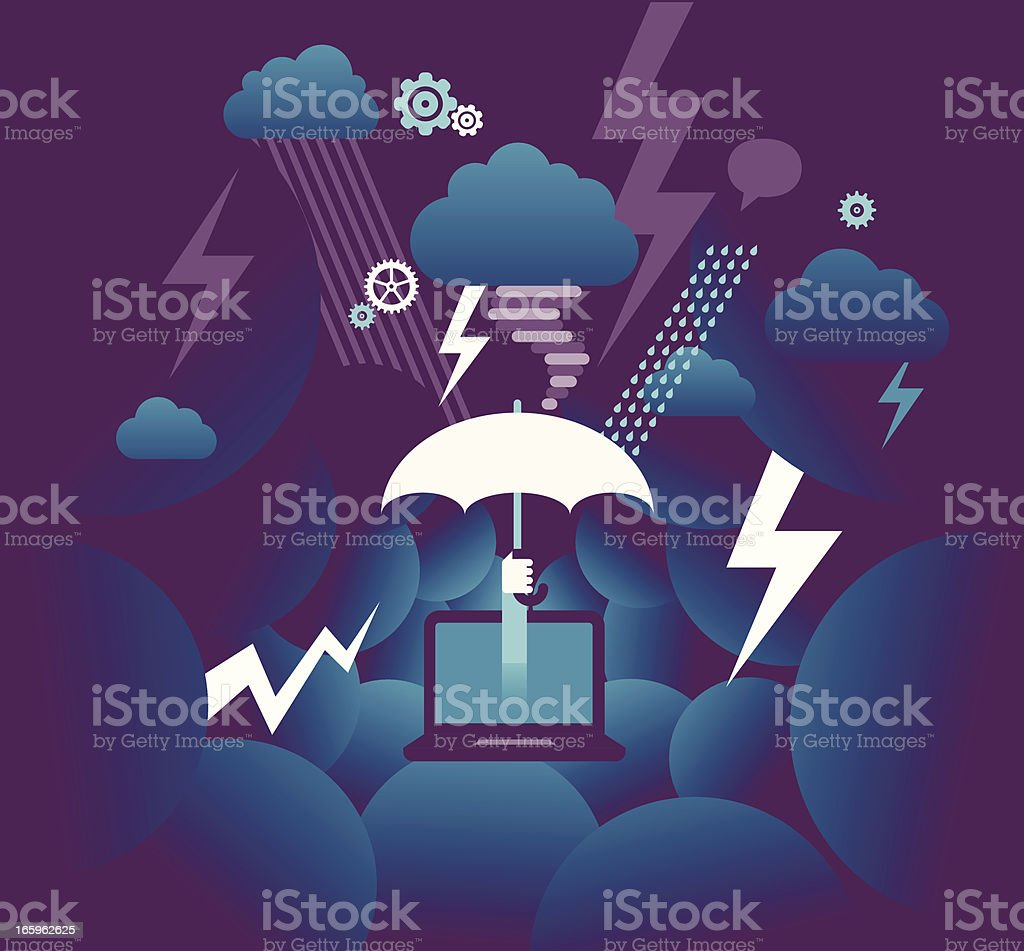 Security royalty-free stock vector art