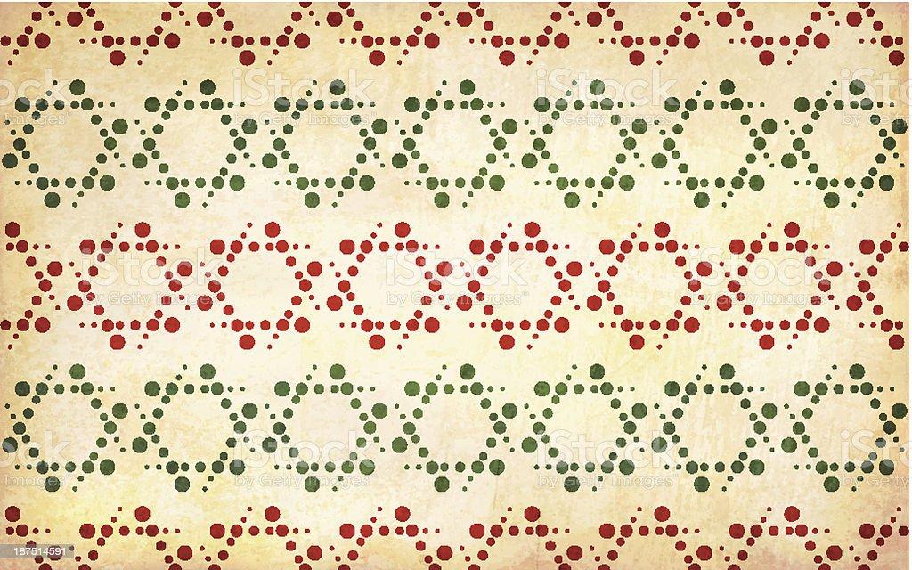 Semi-seamless Vector Seasonal Background royalty-free stock vector art
