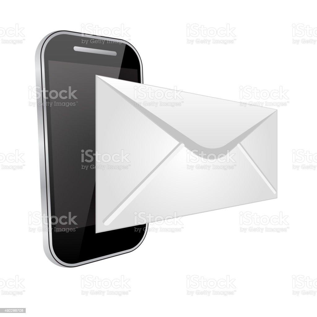 как отправить фото с телефона по электронной почте
