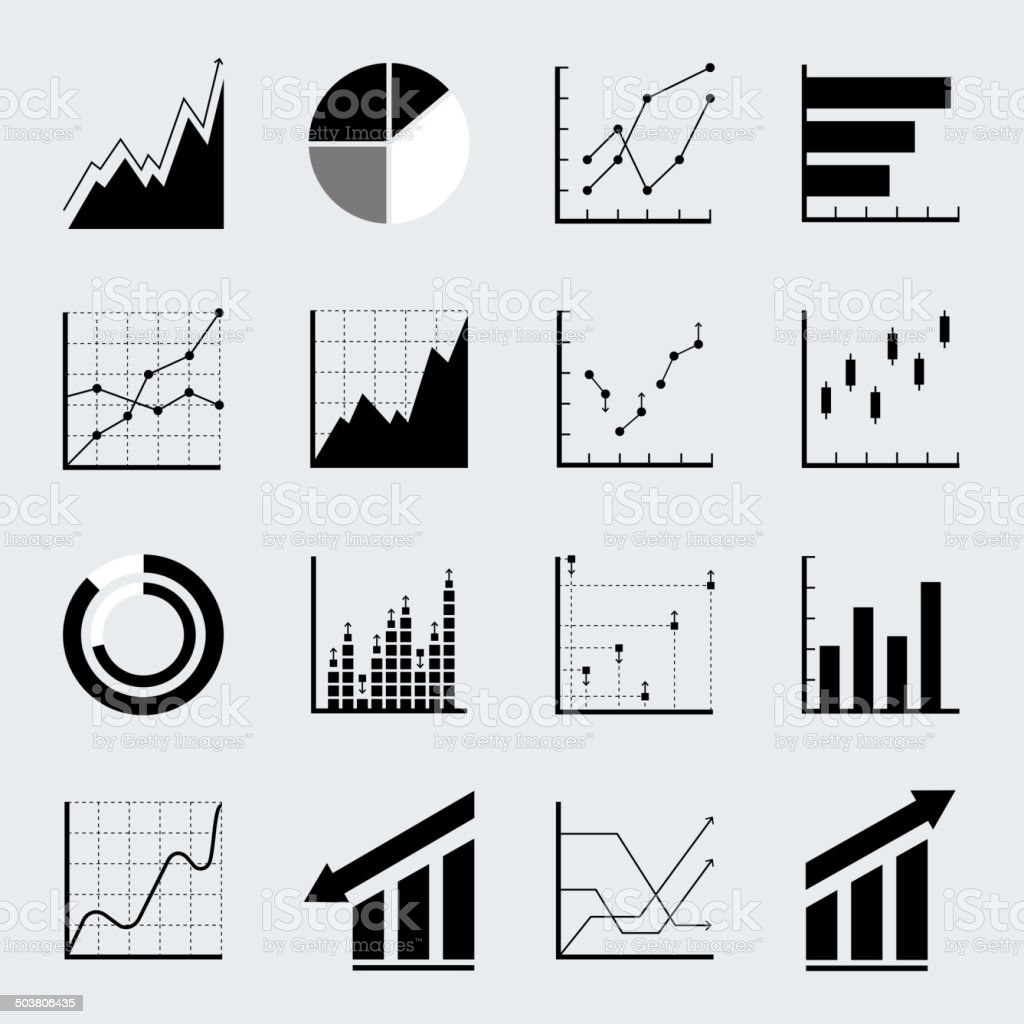 Set infographic. Icons. vector art illustration