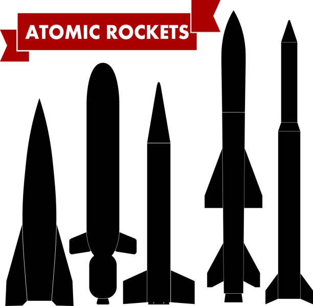 Nuclear Weapon Clip Art, Vector Images & Illustrations ...