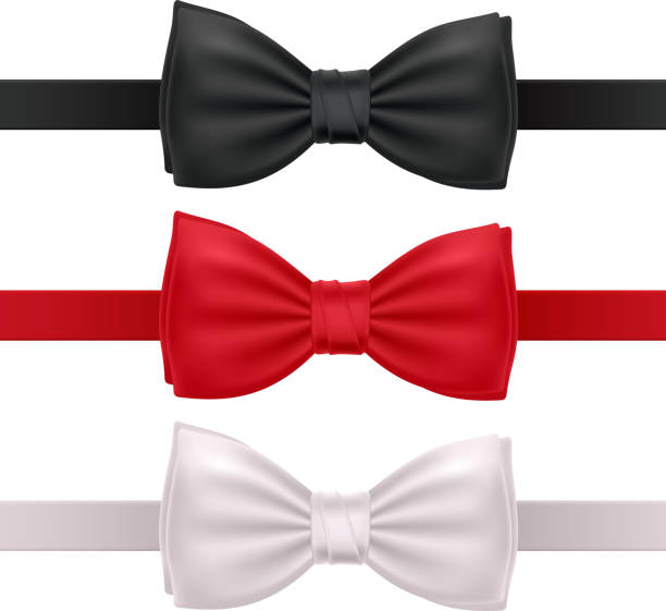 Bow Tie Clip Art, Vector Images & Illustrations