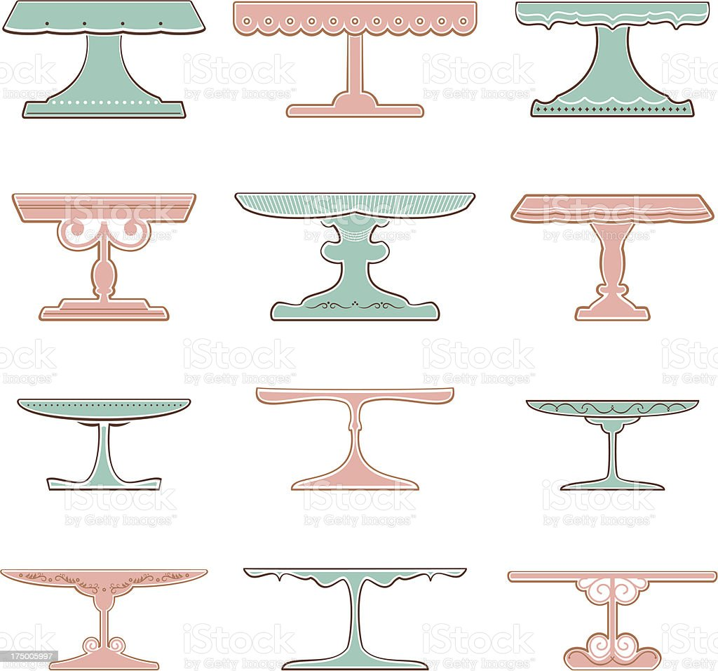 Cake Stand Clipart - clipartsgram.com