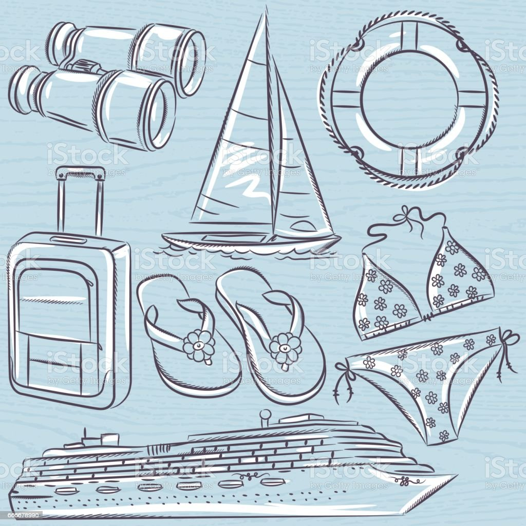 cruise line symbols