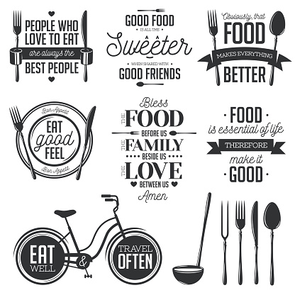 Food clip art vector images illustrations istock for Art cuisine rm 101 blanc