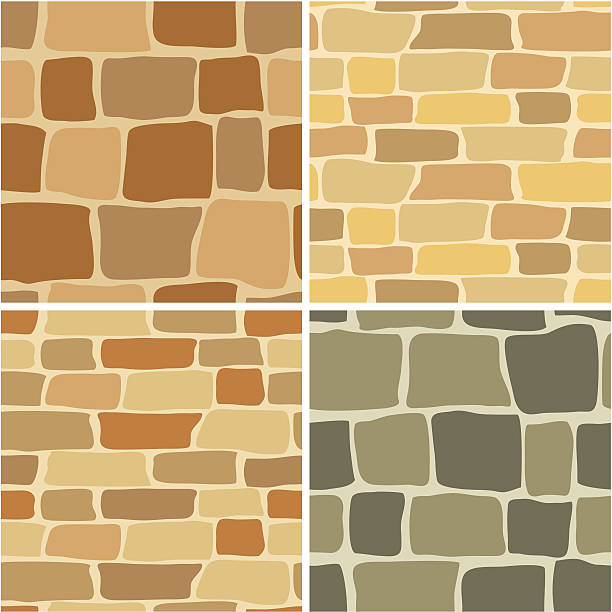 Marble Wall Clips : Stone wall clip art vector images illustrations istock