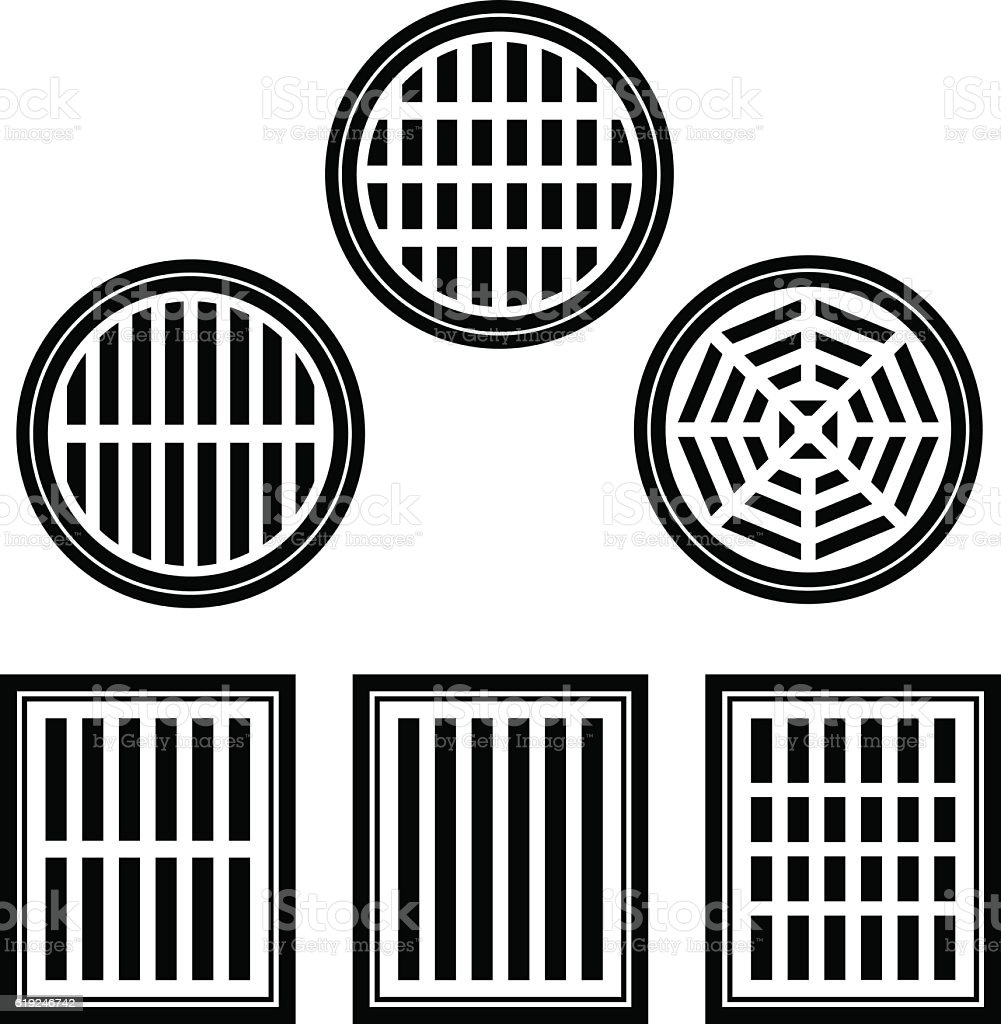 sewer line symbol. Black Bedroom Furniture Sets. Home Design Ideas