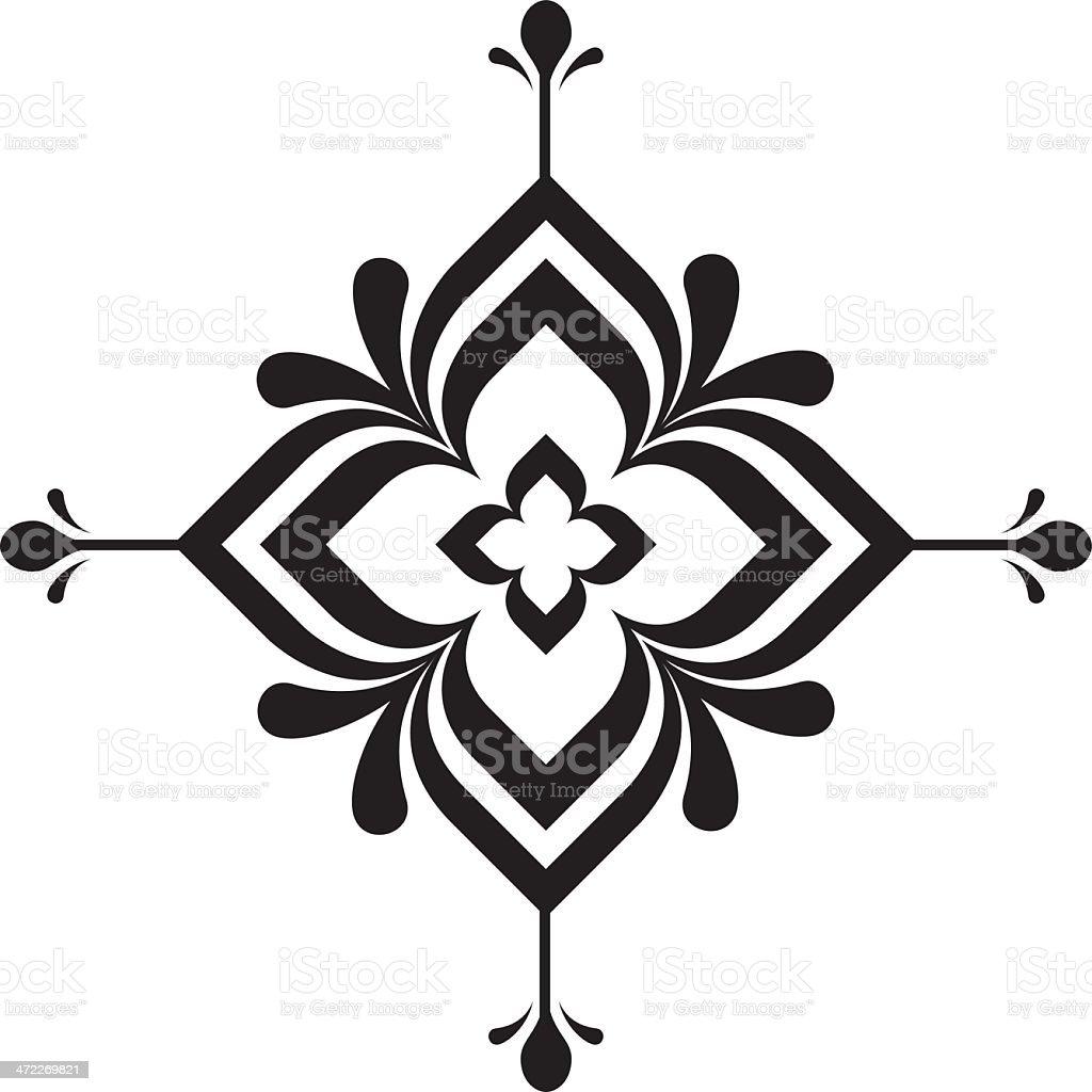 Shape (vector) royalty-free stock vector art