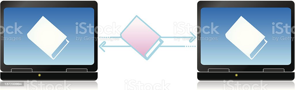 share story royalty-free stock vector art