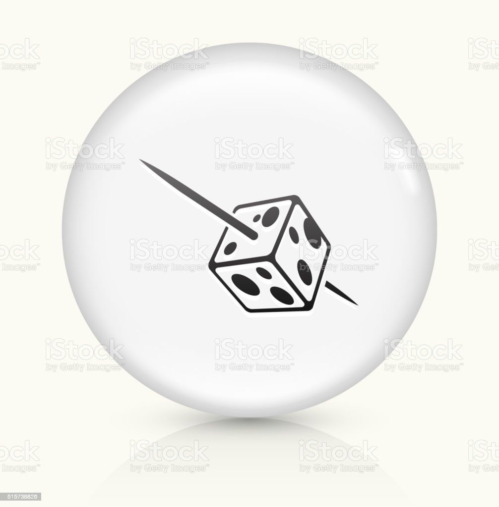 Sheese icon on white round vector button vector art illustration