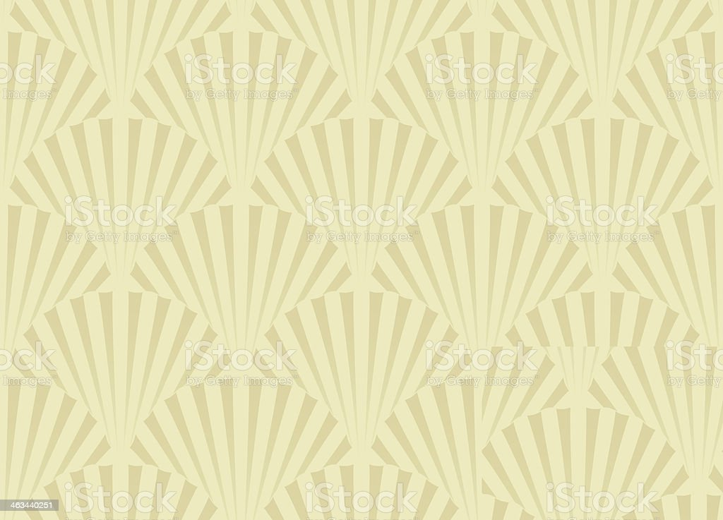Shell Pattern vector art illustration