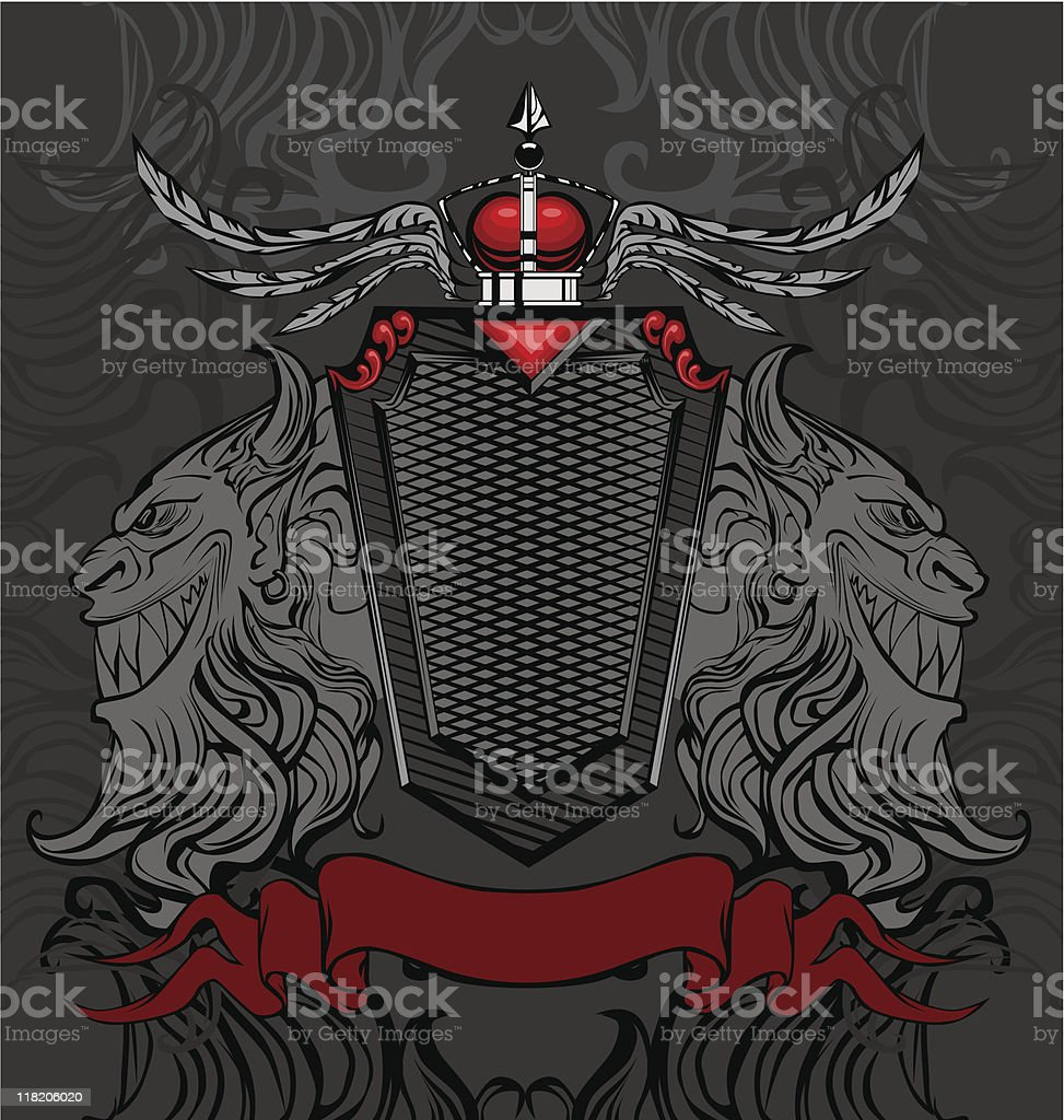 shield royalty-free stock vector art