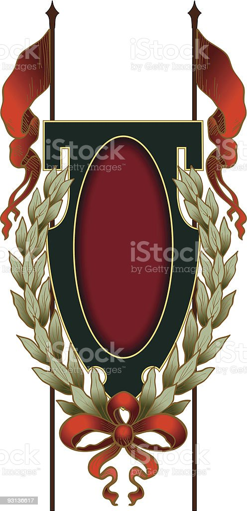 shield_6104-color royalty-free stock vector art
